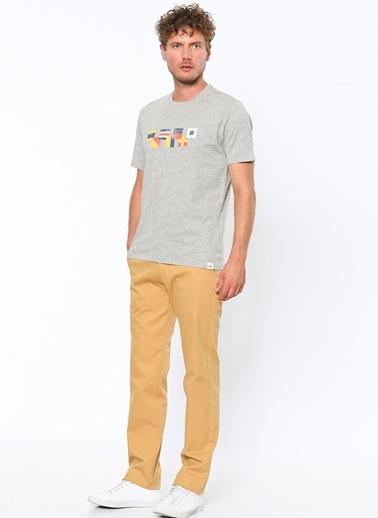 Baskılı Tişört-Dockers